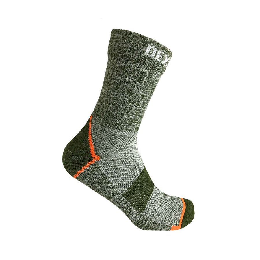 Водонепроницаемые носки DexShell Terrain Walking Ankle Socks, DS848HPG